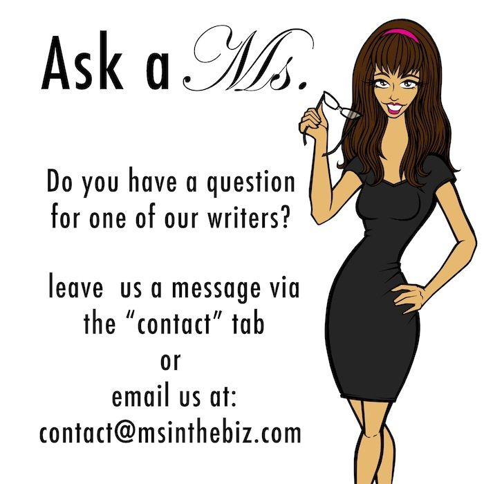 Ms. In The Biz contact