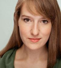 Sarah J Eagen theatrical headshot