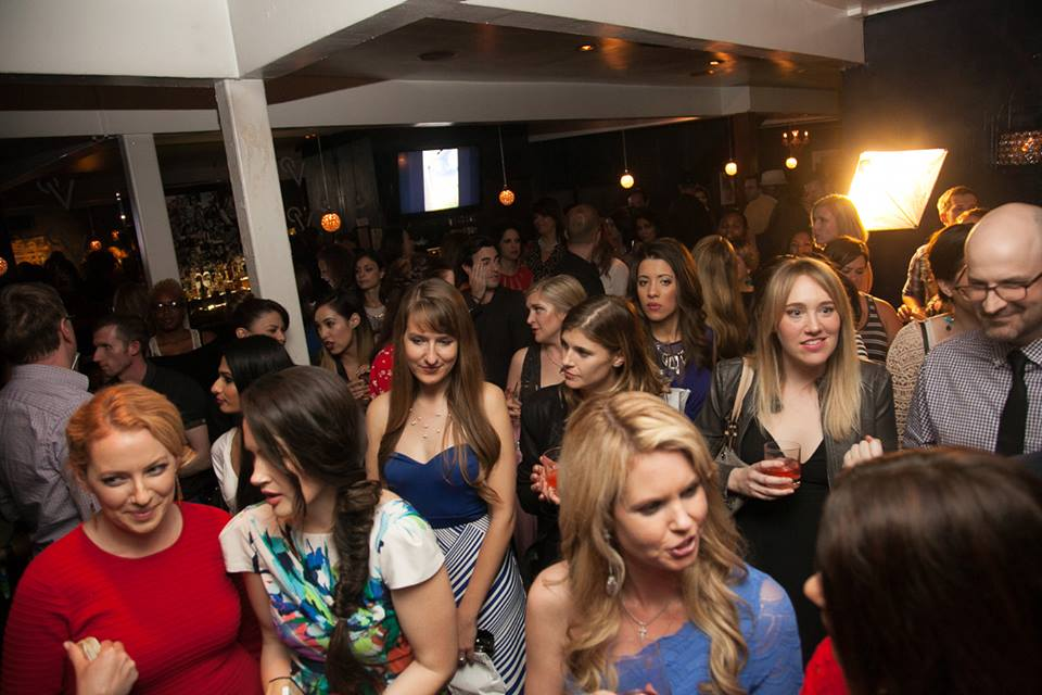 Packed house at Vaucluse Lounge!